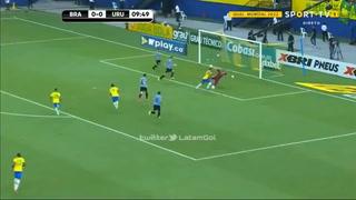 Brasil atropella a Uruguay y tiene Qatar a la vista