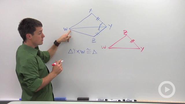SSS and SAS - Problem 2