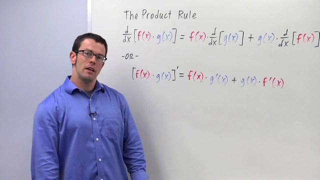The Product Rule - Problem 2