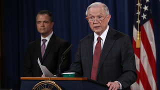 Detailing the witch hunt against AG Jeff Sessions