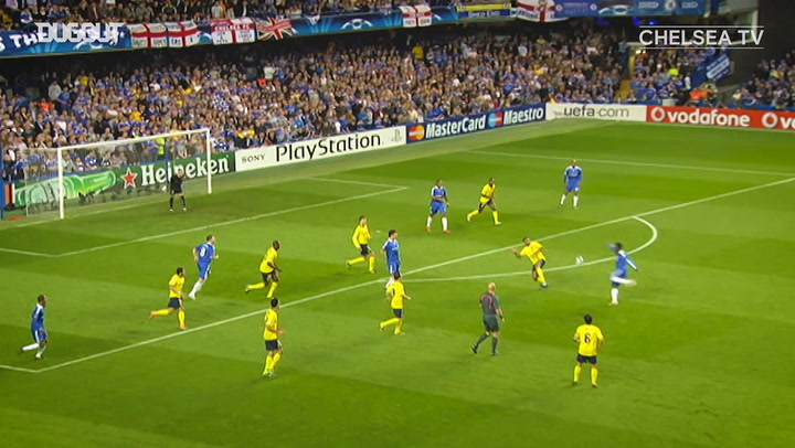 Chelsea's top goals vs Spanish teams