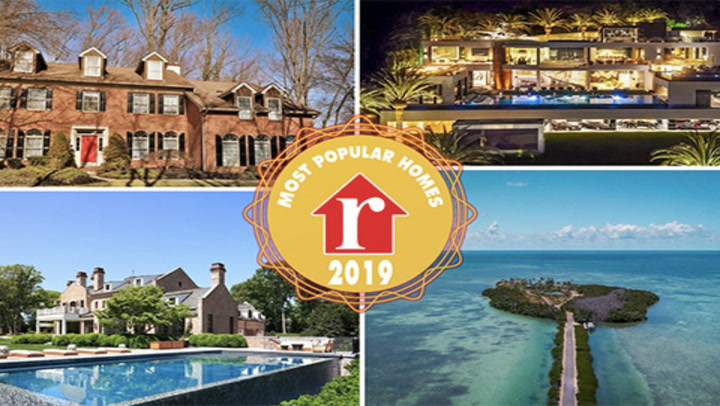 Take a Peep at the Most Popular Homes of the Year