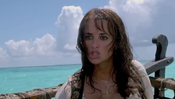 pirates of the caribbean angelica nackt