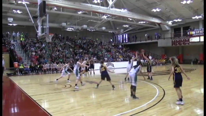 HIGHLIGHTS: St. Mary's v. Colorado Springs Christian School