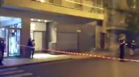 Balearon el frente de un edificio donde tiene su estudio uno de los abogados de Los Monos