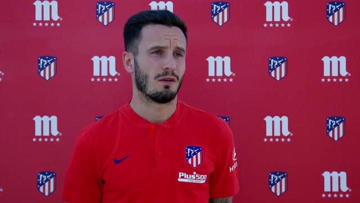Saúl Ñíguez analiza el partido ante el Alavés y habla de su mejor gol
