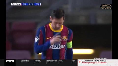 Barcelona 5-1 Ferencvaros (Champions League 2020)