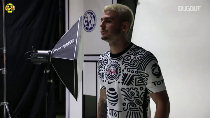 Behind the scenes: América's alternative kit photoshoot