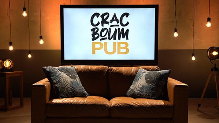 Replay Crac boum pub - Dimanche 25 Avril 2021