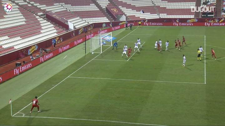 Arabian Gulf League: Khaled Al-Blooshi's last minute equaliser vs Al-Ain