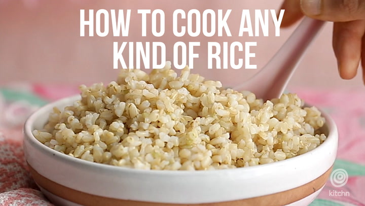 How To Cook Rice on the Stove | Kitchn