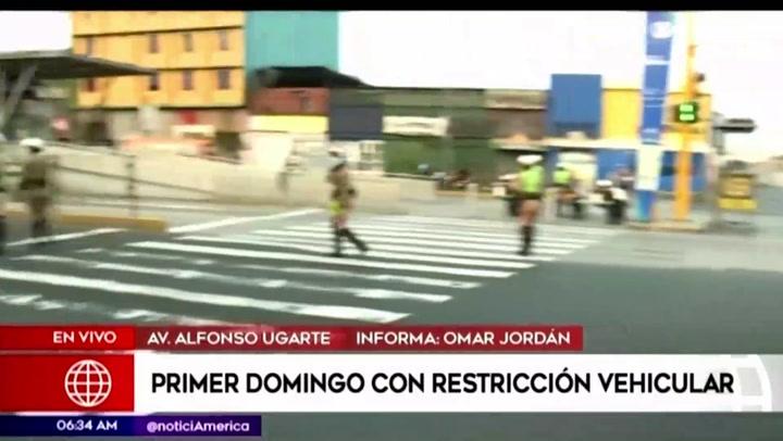 Lima Metropolitana: transporte público y delivery funcionarán los domingos