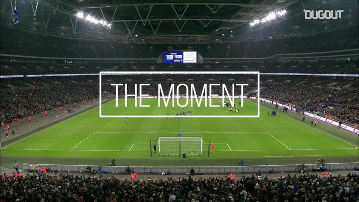 The Moment: Kane Becomes Spurs' Record Premier League Scorer