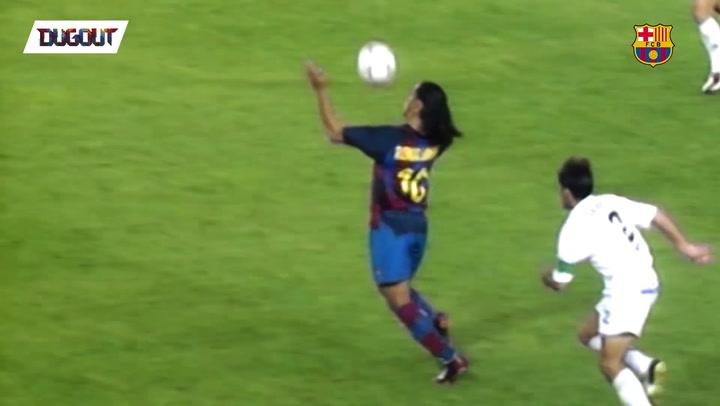 Happy birthday Ronaldinho!