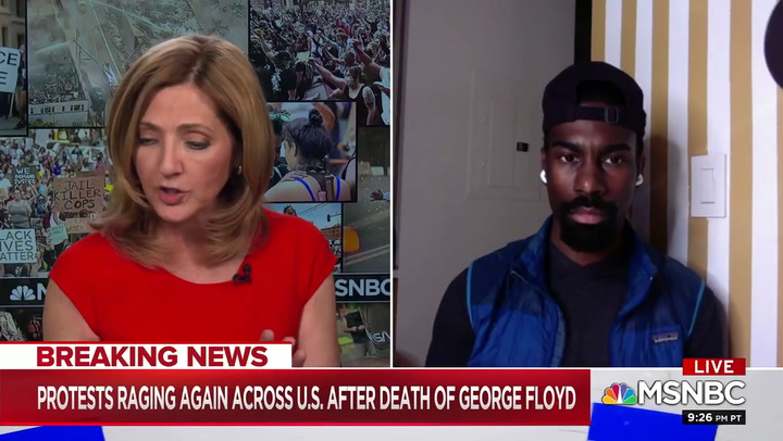 Black Lives Matter's DeRay Mckesson: Curfews in Riot-Plagued Cities 'a Setup'