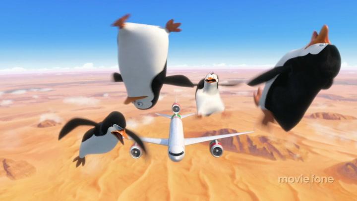 The Penguins of Madagascar - Trailer No. 1