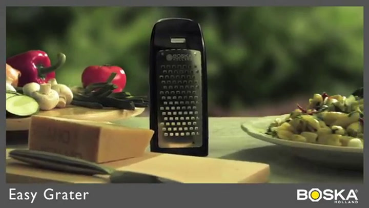 Preview image of Boska Easy Cheese Grater video