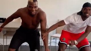 Pogba-brødrenes elleville dans