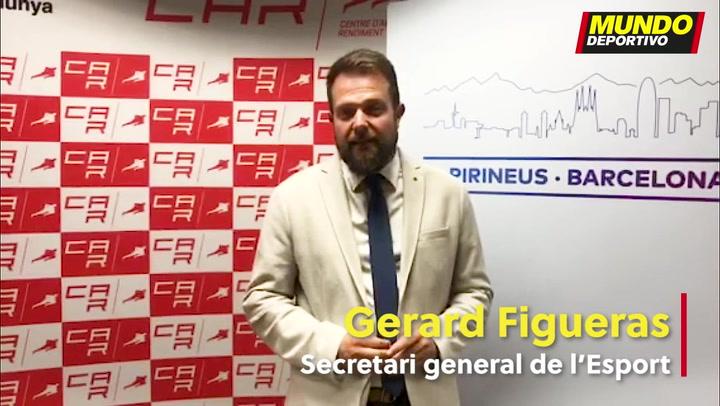 Gerard Figueras explica la candidatura Pirineus-Barcelona 2030
