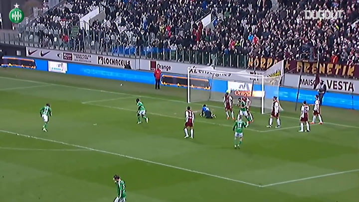 Saint-Etienne's epic win at Metz