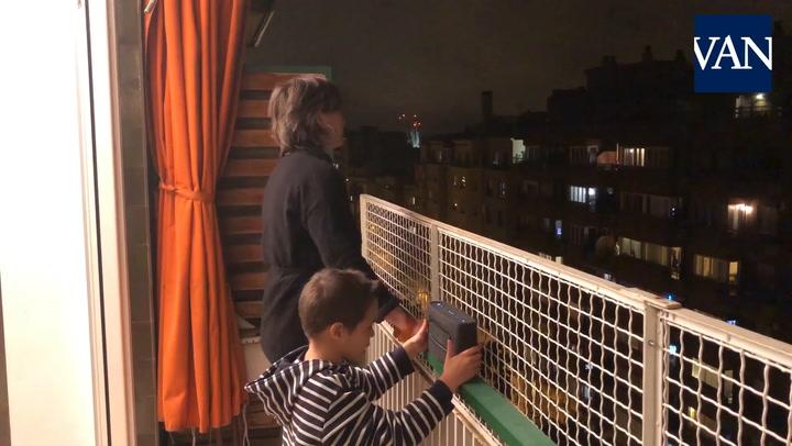 Beatriz Jiménez Marconi – 'O sole mio' desde el balcón