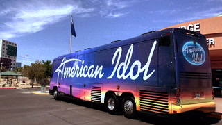 'American Idol' auditions in Las Vegas