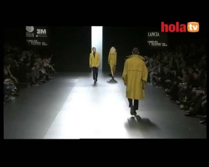 En vídeo: Martín Lamothe, otoño-invierno 2011-2012