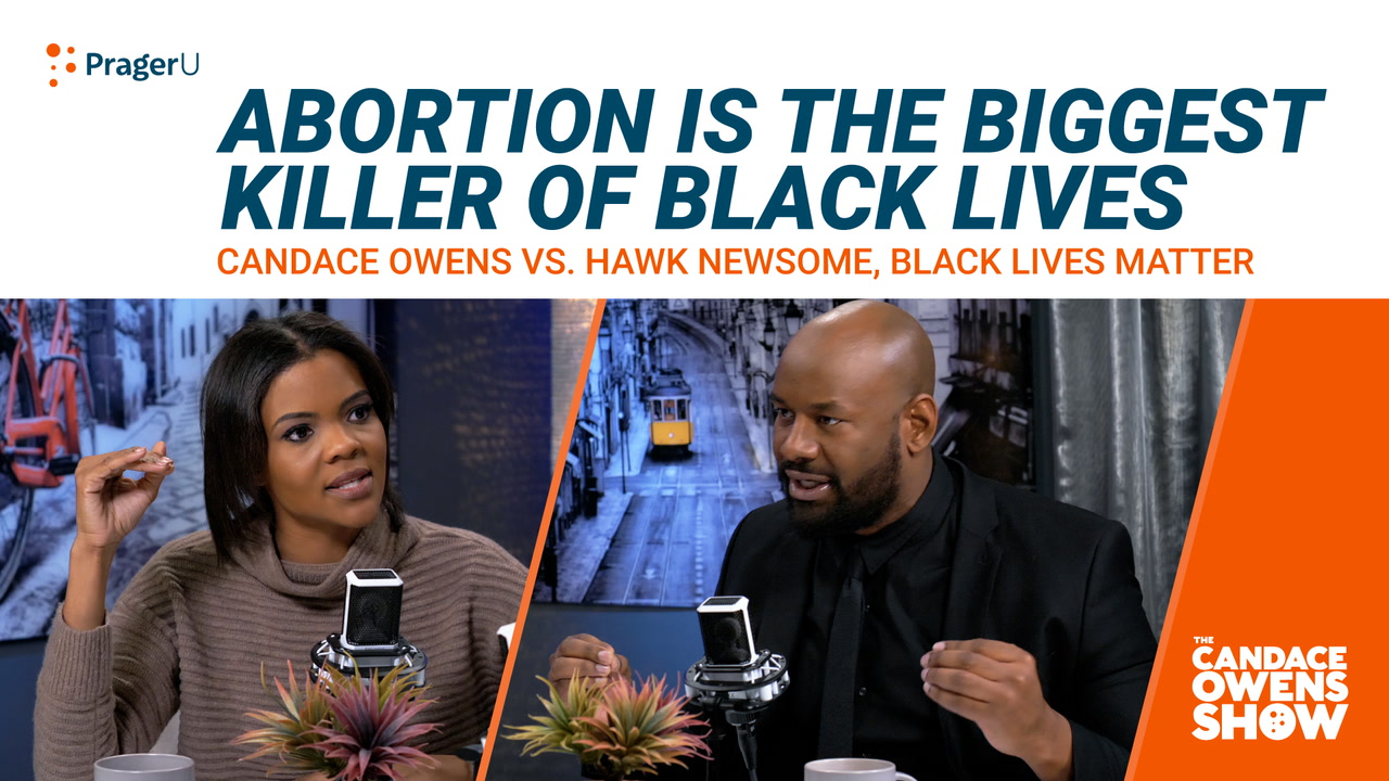 Abortion Is the Biggest Killer of Black Lives