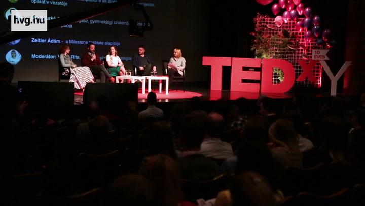 TEDXYouth- Az innovatív oktatásról