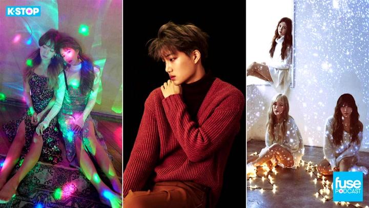 EXO, Apink, Jay Park, Hoody, Best K Pop Xmas Songs: K Stop