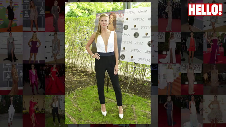 Birthday girl Heidi Klum\'s best fashion hits