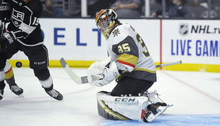 Golden Knights rally to beat Kings in OT, 3-2