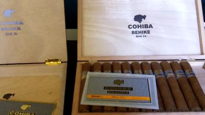 Real Vs. Fake: Cohiba Behike Part II