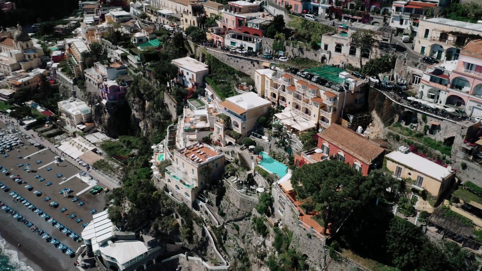 Arkadiusz + Sabrina | Positano, Italy | Marincanto Romantic Hotel