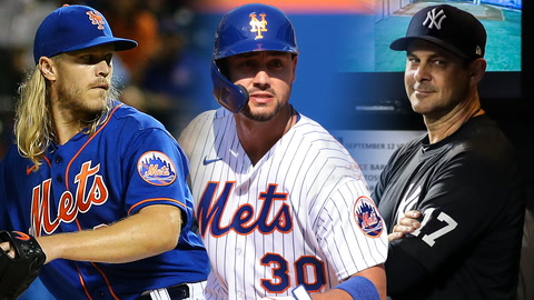 Mets extend qualifying offer to Conforto and Syndergaard? Yankees keep Boone?