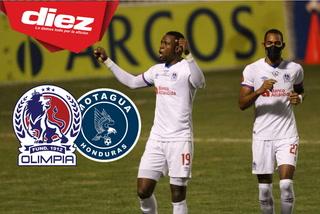 Yustin Arboleda ya palpita la final ante Motagua: