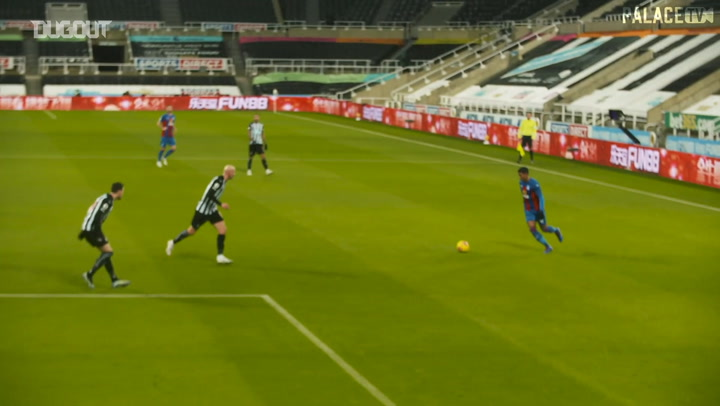 Pitchside: Jaïro Riedewald's rocket vs Newcastle