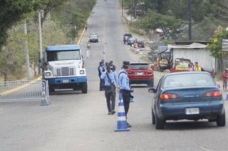 Toque de queda en Honduras nuevamente se extiende y será hasta el 7 de junio