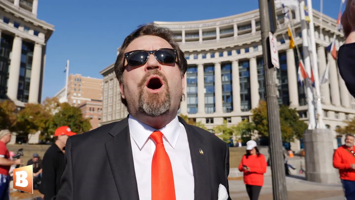 Sebastian Gorka: Where Are the Arsonists, Looters at D.C. MAGA March?