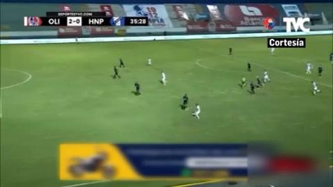 El golazo de Edwin Rodriguez al Honduras Progreso (Liga Salvavida)