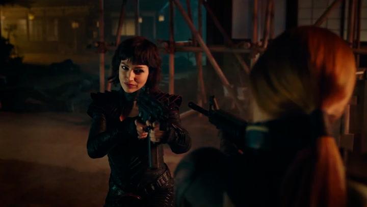 La saga G.I. Joe vuelve a la carga en el tráiler de Snake Eyes con Úrsula Corberó