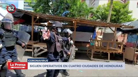 Noticiero: Puerto Cortés también se aisla para prevenir la expansión del coronavirus