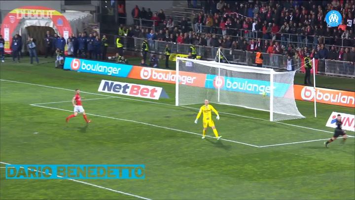 Olympique Marseille's top 5 Ligue 1 goals in 2019-20