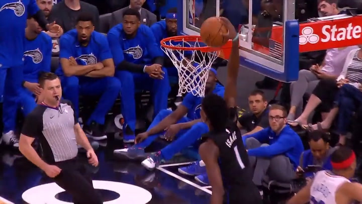 El resumen de la jornada de la NBA del 26/03/2019