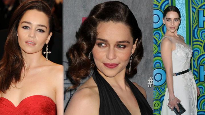 Diez momentos que demuestran por qué Emilia Clarke ha sido elegida la más sexy del mundo
