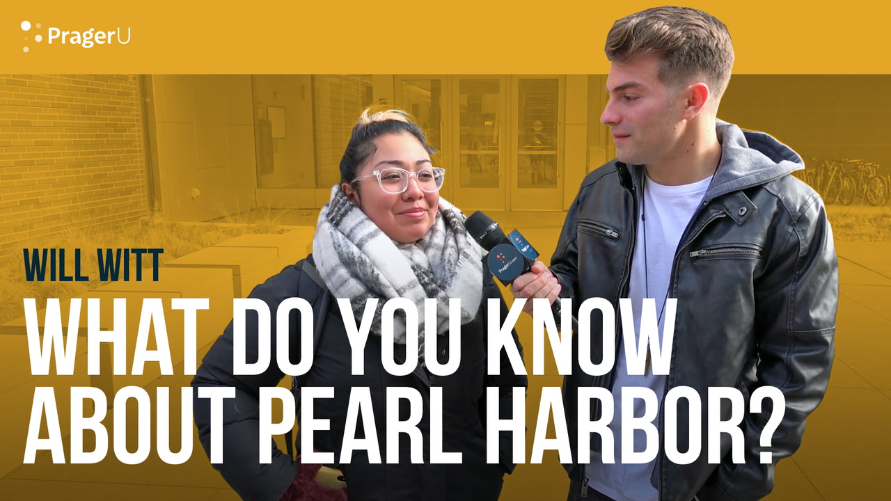What Do You Know About Pearl Harbor?