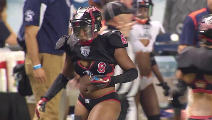 Chicago Dominates vs. Atlanta: LFL Game 17 Highlights