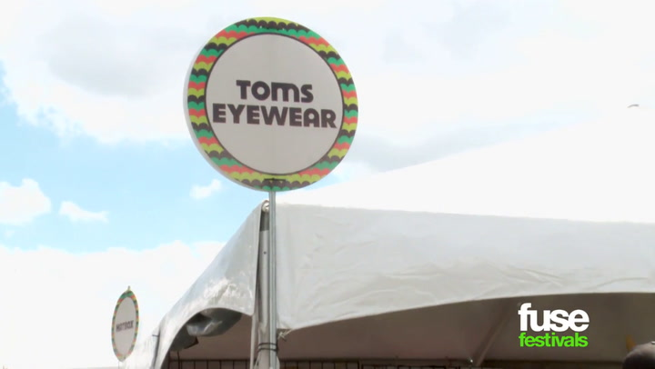 Interviews: Toms Eyewear ACL Fest 2014