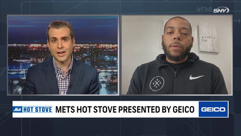 Mets Hot Stove: Dom Smith's first impressions of new owner Steve Cohen