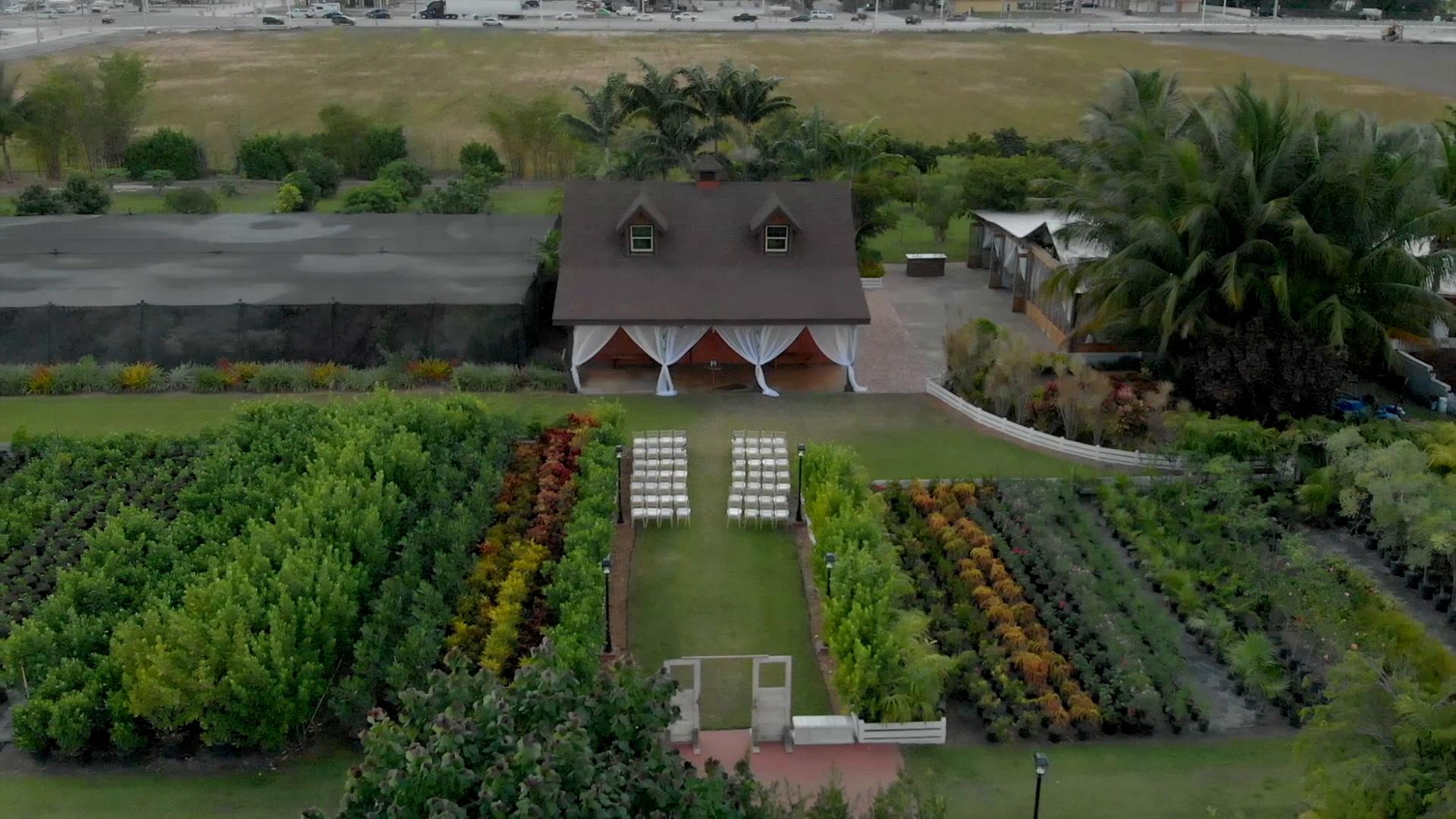 Gia + Roger | Miami, Florida | Redland Farm Life
